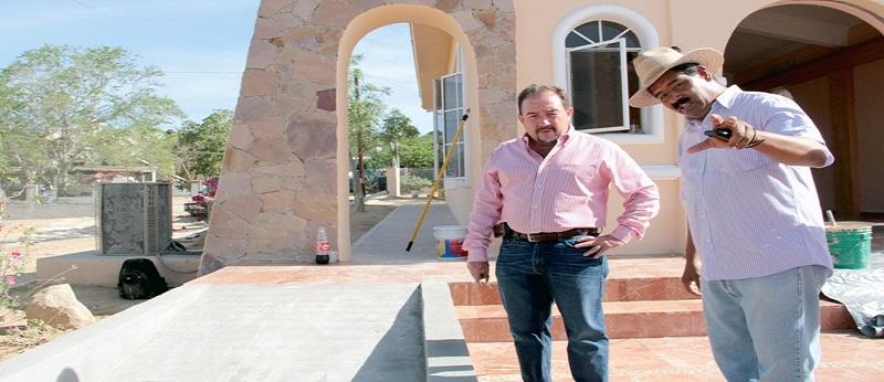 Alcalde De Los Cabos Trabajos En Santa Anita Radar Pol 237 Tico