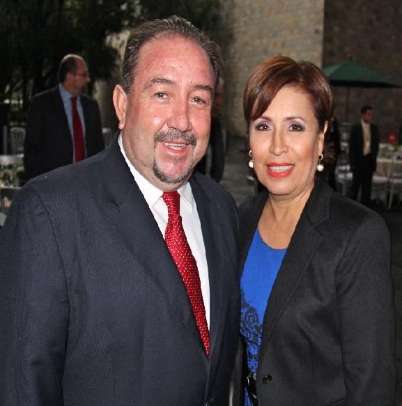 Quien Es Rosario Robles: Presente Antonio Agúndez En La Reunión De Los 300 Líderes