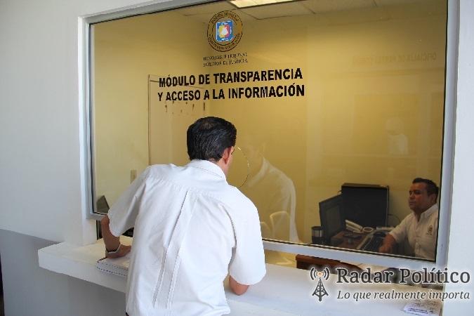 Instalan modulo de transparencia y acceso a la informaci n for Oficina de transparencia y acceso ala informacion