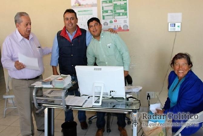 Comond instala alcalde francisco pelayo modulo de for Ayuntamiento de madrid oficina de atencion integral al contribuyente
